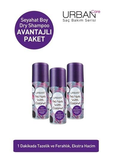 Urban Care SEYAHAT BOY Dry Shampoo 3'lü Avantaj Paketi Renksiz
